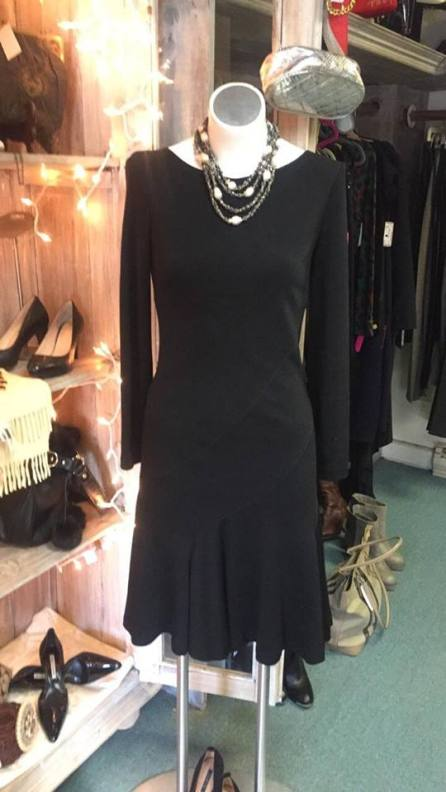 Eric Gaskins dress, size small, $42.00